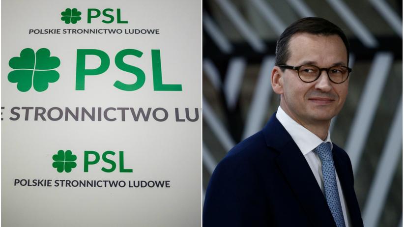 PiS rozważa koalicję z PSL? Morawiecki: dla dobra Polski trzeba rozmawiać ze wszystkimi