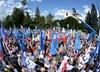 Koalicja demokratyczna zawiązana przez opozycję