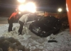 Kobieta wjechała passatem na stok narciarski. Akcja ratunkowa trwała dwie godziny