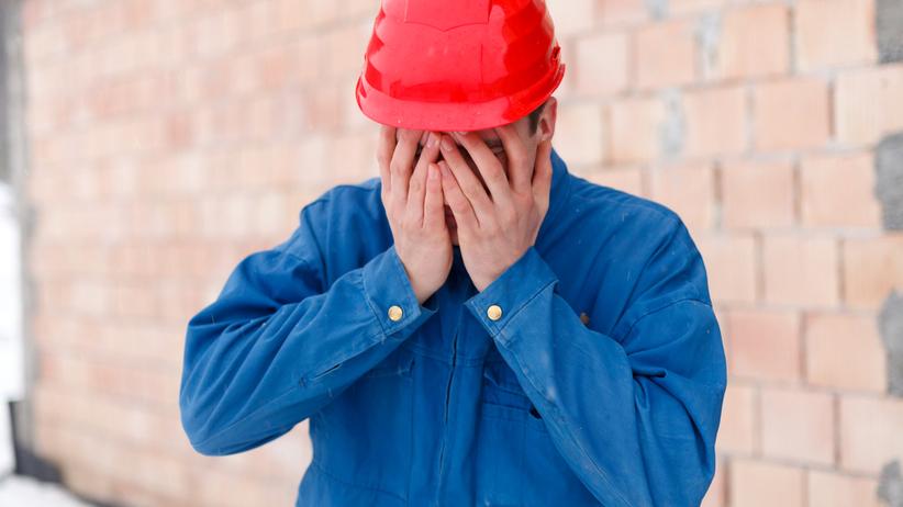 Pracownik niezadowolony
