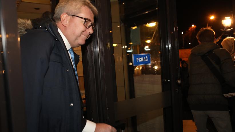 Ryszard Czarnecki na łamach węgierskiej prasy. Artykuł raczej nie spodoba się PiS-owi