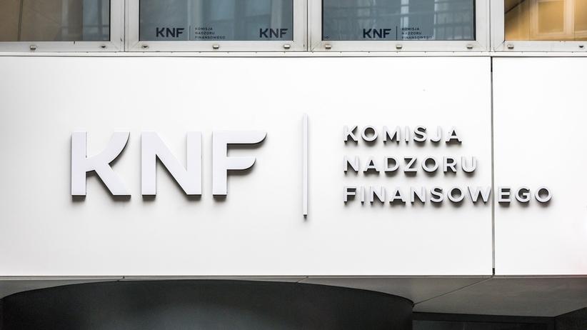 Komisja senacka wydała rekomendację ws. ustawy o KNF
