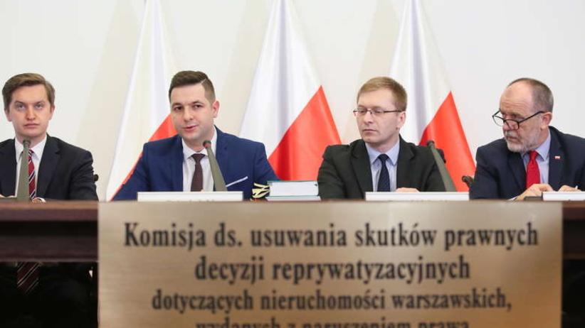Kolejne posiedzenie komisji weryfikacyjnej. Hanna Gronkiewicz-Waltz nieobecna