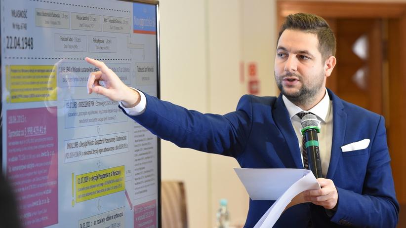 Komisja weryfikacyjna: decyzja dot. reprywatyzacji Nowogrodzkiej 6a