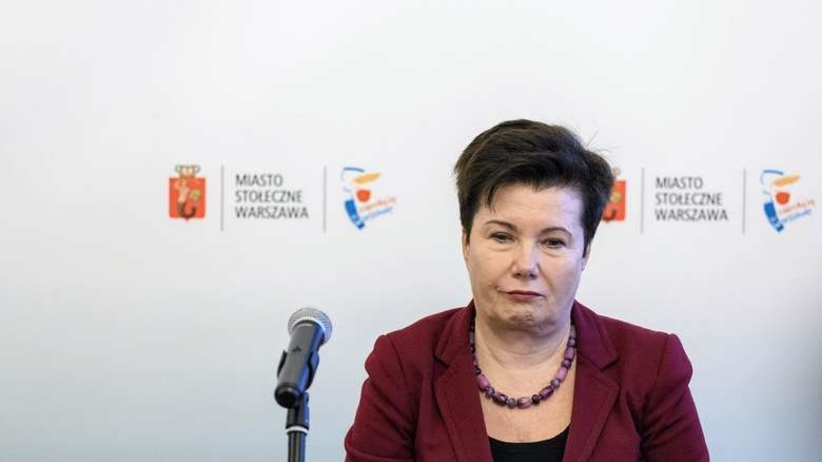 Komisja weryfikacyjna ukarała Gronkiewicz-Waltz grzywną 10 tys. zł za niestawiennictwo