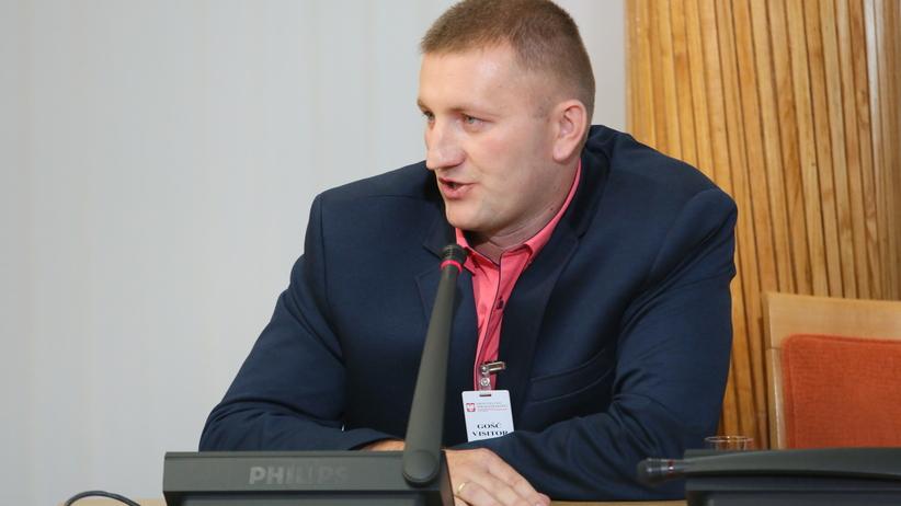 Śledziewski miał się kontaktować z ABW z ramienia Biura Gospodarki Nieruchomościami