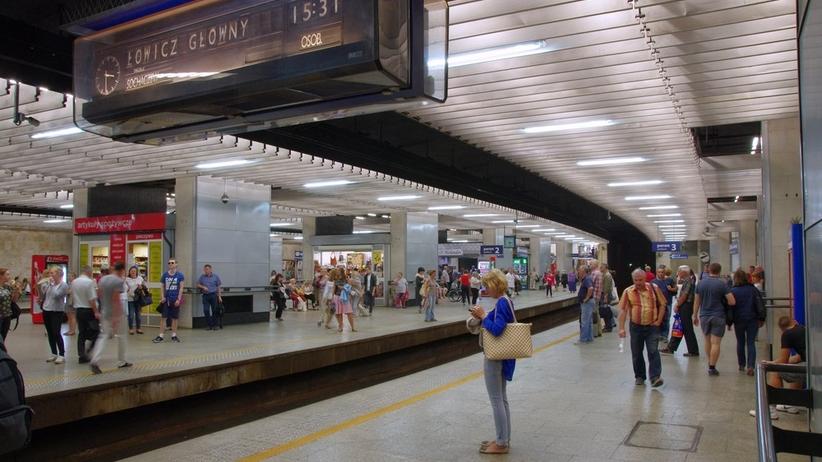 Warszawa zyska nową stację kolejową