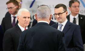 Konferencja bliskowschodnia. USA i Izrael przeciwko Iranowi. 5 faktów