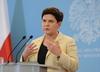 Premier Szydło: rozporządzenie ws. szkód po nawałnicach podpisane