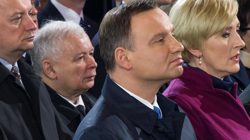 Kaczyński Duda