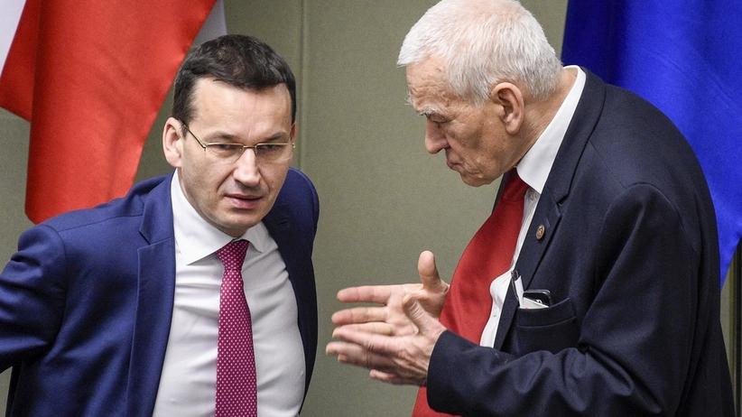 Morawiecki o ojcu: jego poglądy są błędne i niewłaściwe