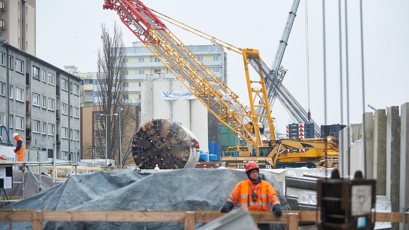 Szczątki mamuta na budowie II linii metra. Niezwykłe znalezisko