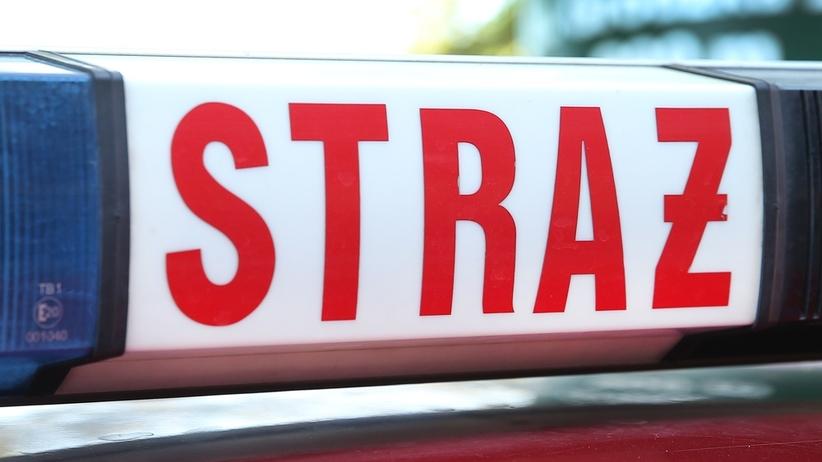 Kostrzyn. Strażacy musieli reanimować kobietę. W mieście zabrakło dla niej karetki