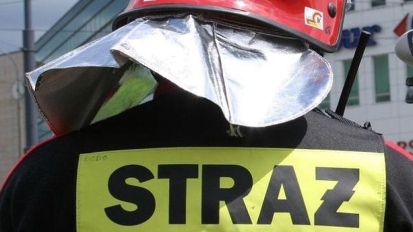 Wielka ewakuacja bloku w Koszalinie. Trwa akcja służb