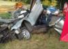 15-latek zginął za kierownicą samochodu. Pojazd uderzył w drzewo