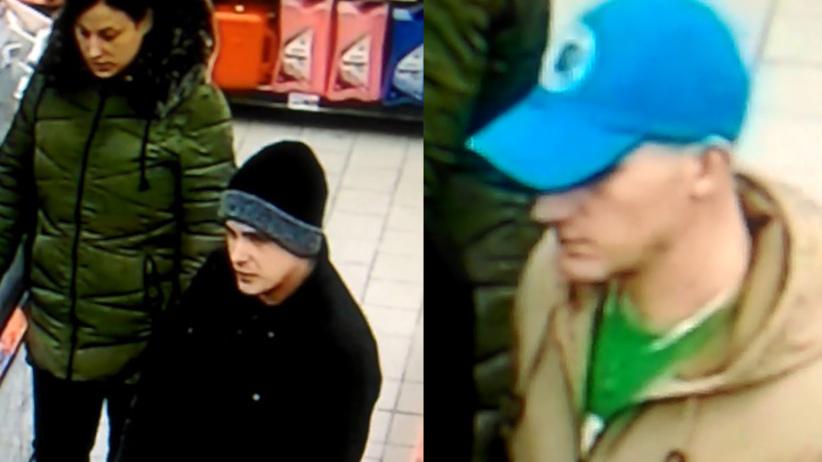 Złodzieje wynieśli telefony ze sklepu. Policja opublikowała ich wizerunki