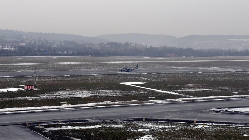 Ewakuacja lotniska Balice w Krakowie zakończona