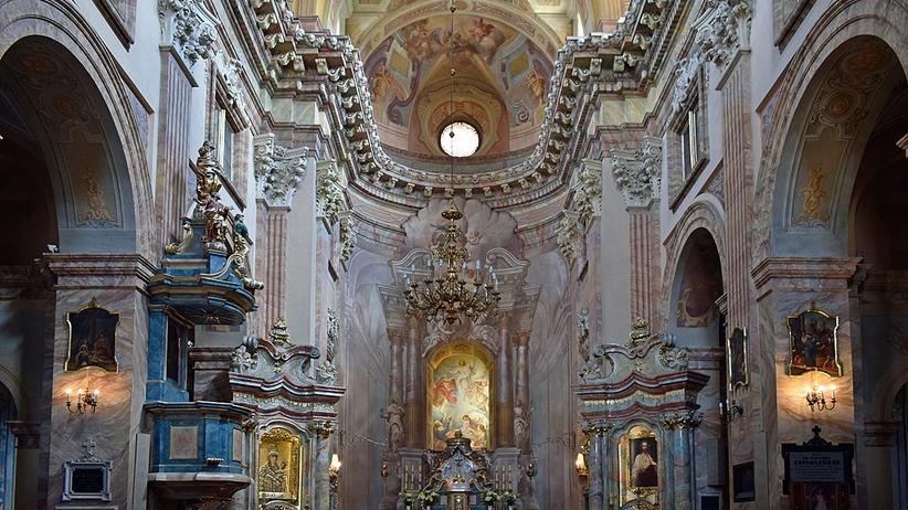 kościoł oo. Pijarów w Krakowie