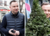 Andrzej Duda szykuje się na święta. Został przyłapany na zakupach [ZDJĘCIA]
