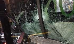 """Atak na młodą kobietę w autobusie. """"Rozległ się przeraźliwy pisk, ale nikt nie zareagował"""""""