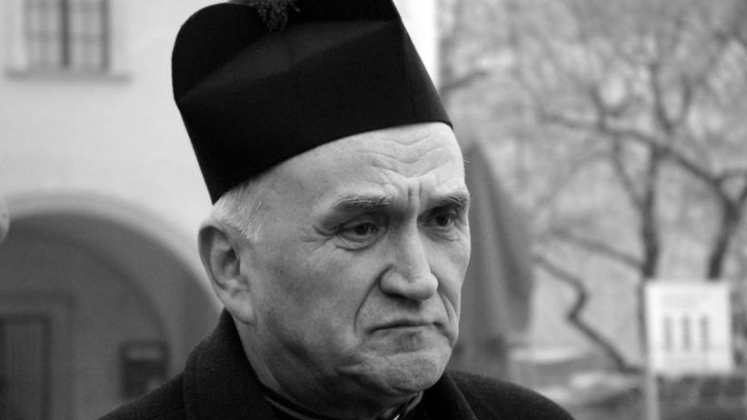 Ksiądz Janusz Bielański