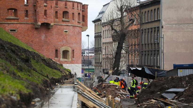 Tragedia na budowie. Nie żyje robotnik przysypany ziemią