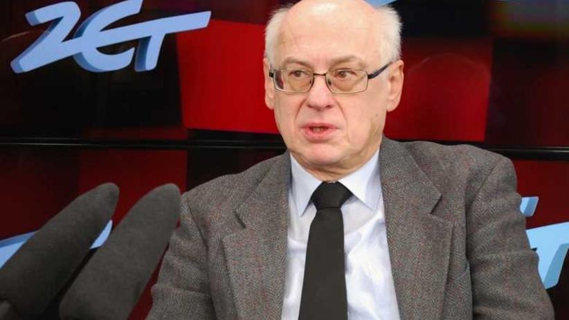 Krasnodębski: Jeśli nie będzie jakiejś rebelii, to zajmę fotel po Ryszardzie Czarneckim. Jego słowa o szmalcownikach - nieszczęsne