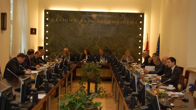 KRS: wycofanie wniosków do Trybunału Konstytucyjnego