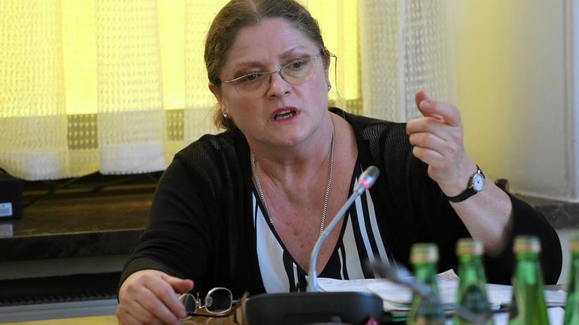 Krystyna Pawłowicz straciła posadę wykładowcy na uczelni