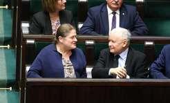 """To już koniec? Krystyna Pawłowicz: """"Mój czas w polityce minął, trzeba po sobie posprzątać"""""""