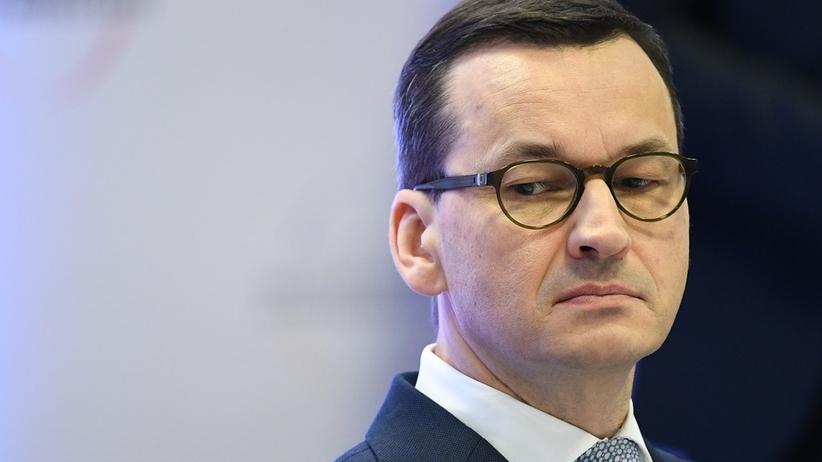 Kryzys polsko-izraelski. Morawiecki chce dbać o dobre imię Polski: Trzeba się szanować