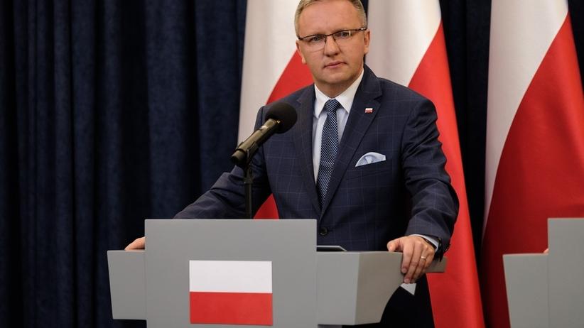 Szef gabinetu prezydenta RP w sprawie sytuacji na Morzu Azowskim. Andrzej Duda milczy