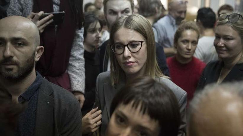 Kandydatka na prezydenta Rosji: Krym to terytorium Ukrainy