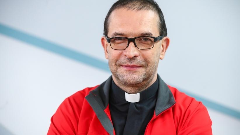 Ksiądz Jacek Stryczek zrezygnował z szefowania Szlachetnej Paczce