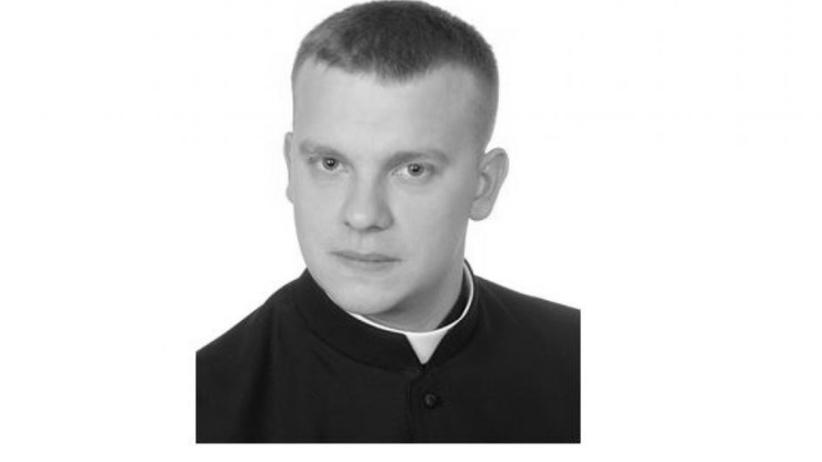 Ksiądz Krystian Kotulski