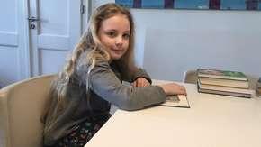 Książka ośmioletniej Poli z Gliwic doczekała się wydawcy. To efekt wiadomości Radia ZET