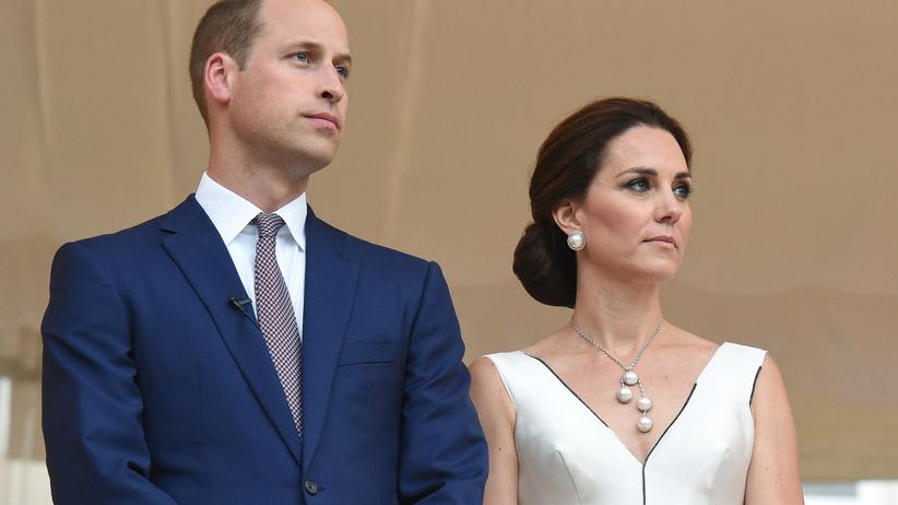 Księżna Kate i książę William w Gdańsku. Drugi dzień wizyty w Polsce [RELACJA]