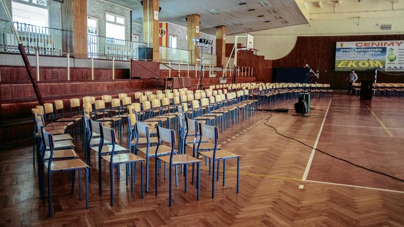 Kujawsko-pomorskie. 4 szkoły nie rozpoczęły roku szkolnego. Winne nawałnice