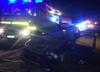 Śmiertelny wypadek na A1. Sprawca jechał pod prąd. Uciekł. Szuka go policja