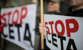 Kukiz i Prawica RP Marka Jurka przeciwko CETA