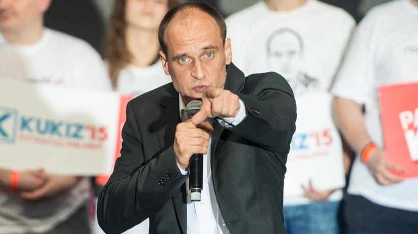 Stanowcze słowa Kukiza: Odpowiedzialność za rząd powinien przejąć pierwszy sekretarz, prezes partii