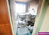 Pacjent podpalił się w szpitalnym łóżku. Nie żyje