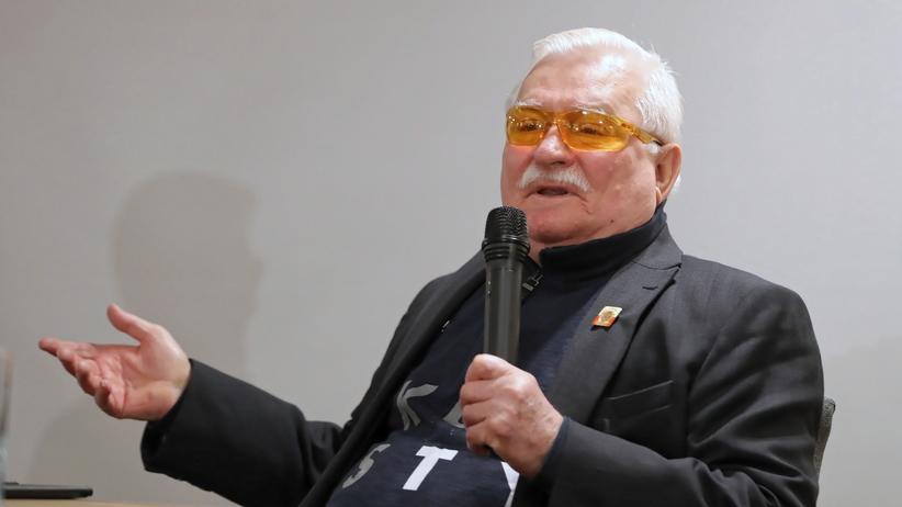 Lech Wałęsa, były prezydent będzie gościem Radia ZET w poniedziałek