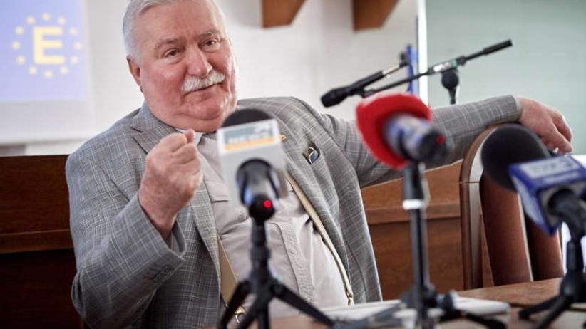 Solidarność wyniesie Wałęsę z miesięcznicy smoleńskiej? Były prezydent zabrał głos