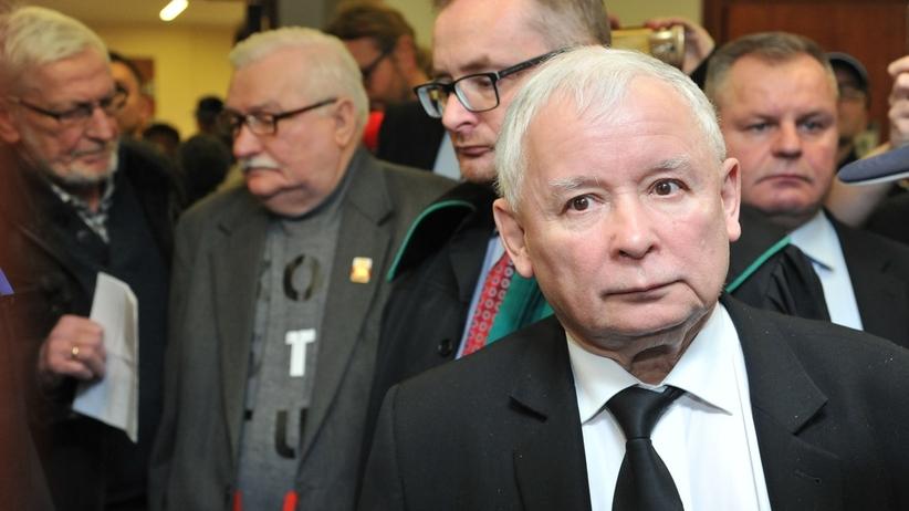 Lech Wałęsa ma przeprosić prezesa PiS