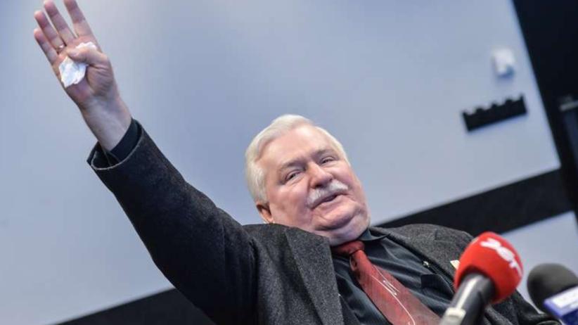 TYLKO U NAS: Wałęsa może usłyszeć zarzuty ws. fałszywych zeznań