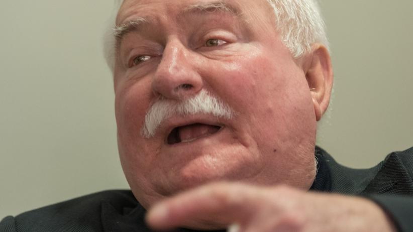 """Wałęsa podtrzymuje słowa o Putinie. """"Zrobiłem to celowo, wiem, dokąd zmierzam"""""""