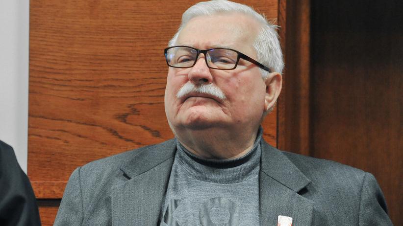 """Wałęsa wspomina George'a Busha seniora. """"Wielki Przyjaciel Polski"""""""