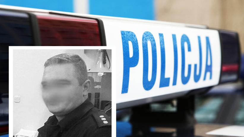 Policjant zmarł na służbie. Prokuratura wszczęła śledztwo