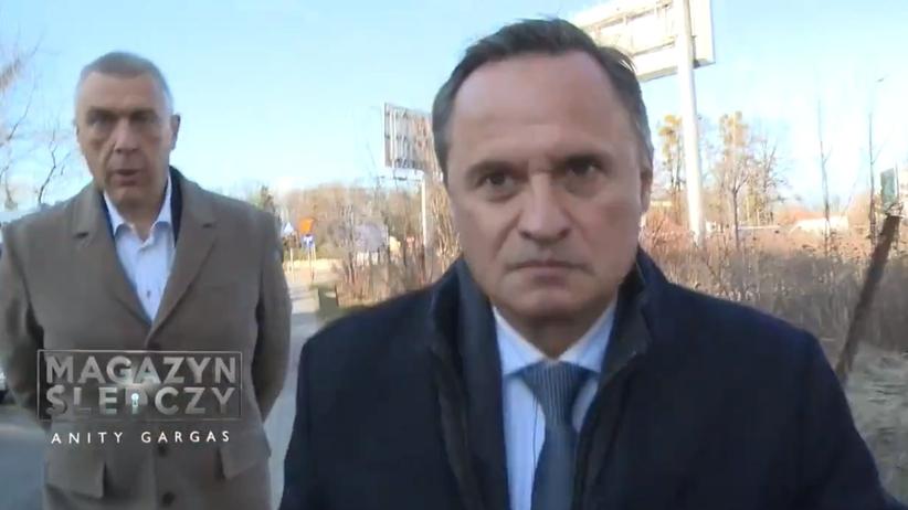 Leszkowi Czarneckiemu puściły nerwy. Biznesmen zaatakował operatora TVP [WIDEO]